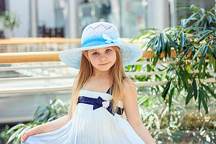 Детская шляпа для девочки TUTU Польша 3-002563