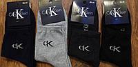 """Жіночі або підліткові стрейч.шкарпетки """"Calin Klein""""Туреччина(36-41) високі, фото 1"""
