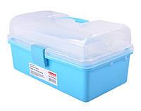 Ящик для инструментов, e.toolbox.13 BLUE, 225х130х115мм