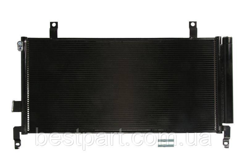 Радіатор кондиціонера SUBARU FORESTER 2.0/2.0D/2.5 03.13-