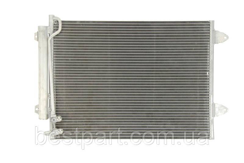 Радиатор кондиционера  VW PASSAT, PASSAT CC 1.6-2.0D 03.05-01.12