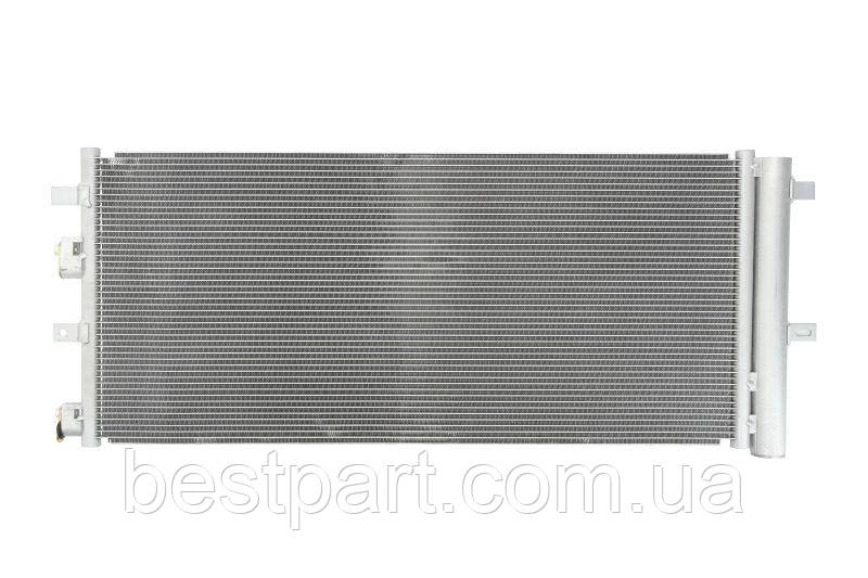 Радіатор кондиціонера FORD GALAXY, MONDEO V, S-MAX 1.0-2.0D 09.14-