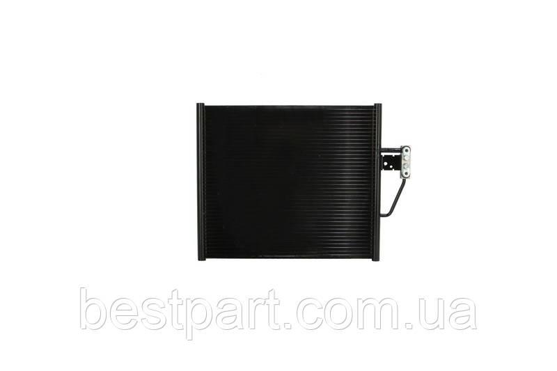 Радіатор кондиціонера BMW 5 (E39) 2.0-4.4 11.95-05.04