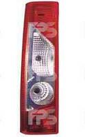 Фонарь задний для Fiat Scudo '07- левый (DEPO)