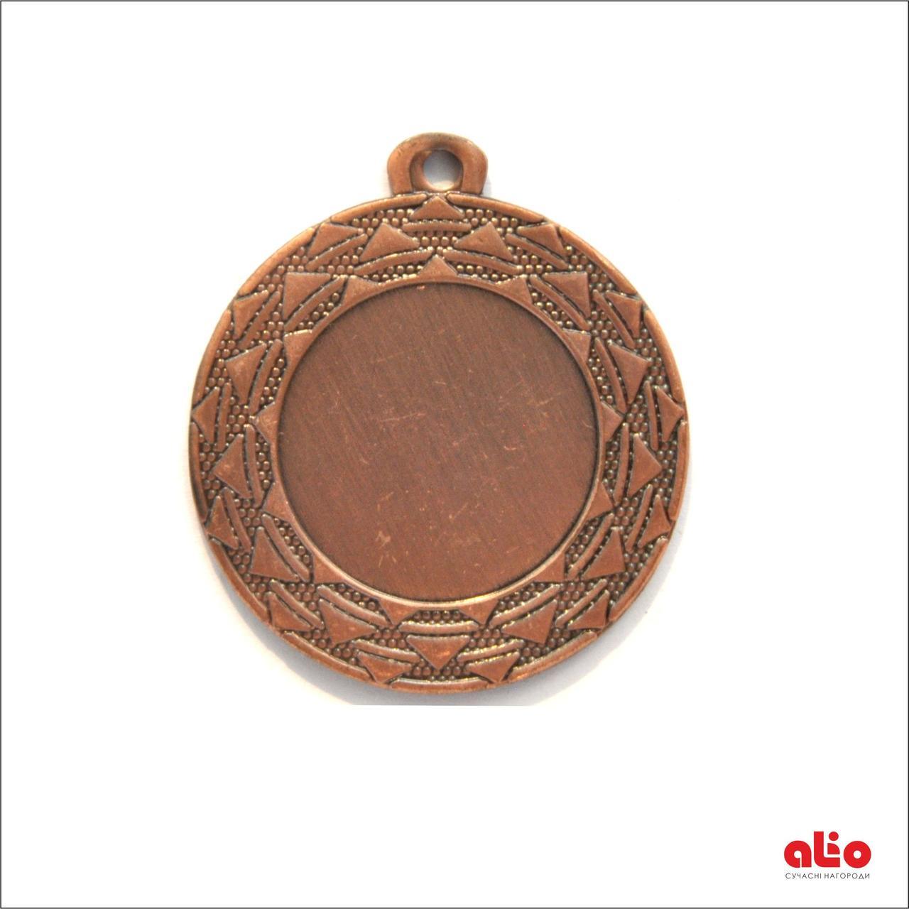 Медаль Д11 (бронза) 40 мм