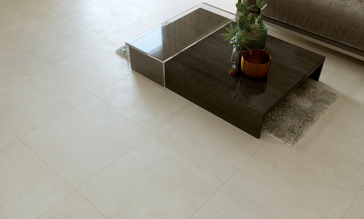 Плитка для пола Old Concrete бежевый 600x600x10 мм