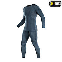 Термобелье M-Tac Active Level I Dark Grey Melange, фото 1