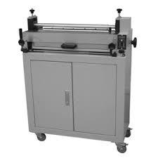 Клеемазательная машина JS 500.