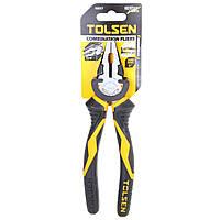 Пассатижи Tolsen Профи 200 мм (10017)