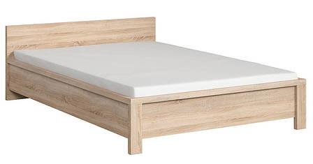 Кровать  KASPIAN sonoma  LOZ/140, фото 2