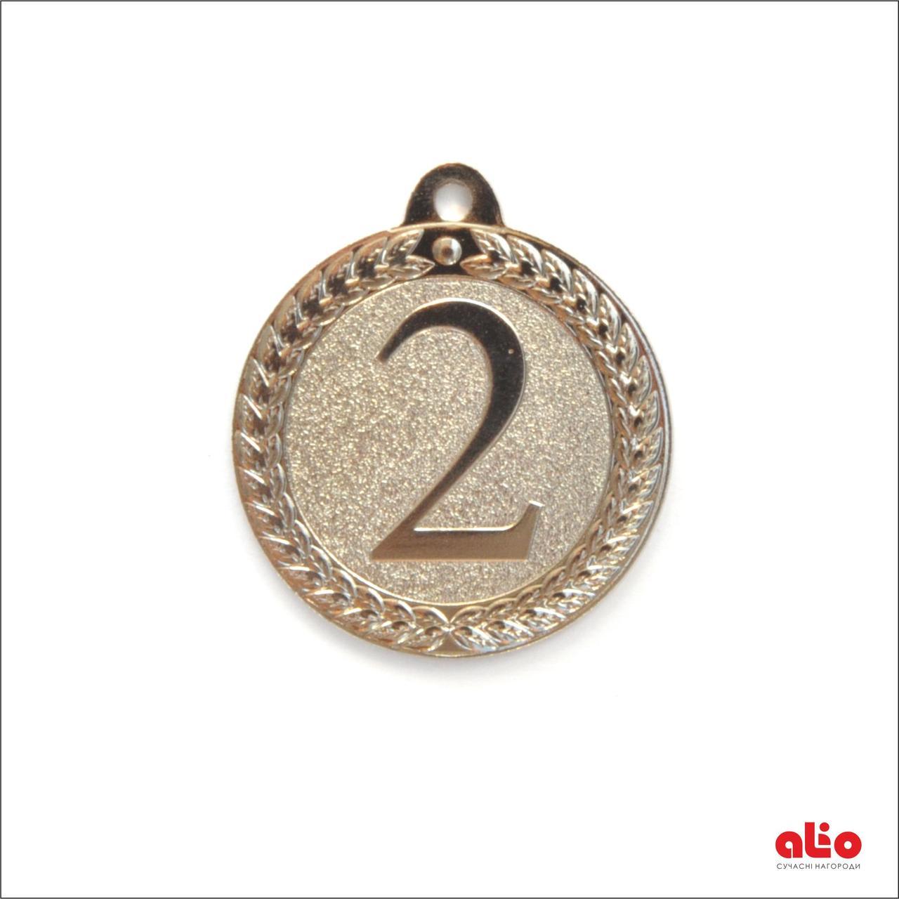 Медаль Д194 (серебро)  40 мм