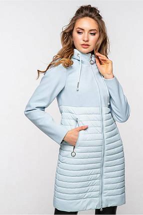 Женская демисезонная молодежная  куртка Агния, фото 2