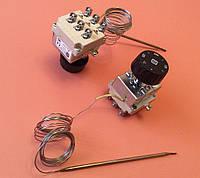Терморегулятор трёхполюсный/трёхфазный капиллярный MMG: Tmax=300°С / 16А - 400V / L=220см          Венгрия, фото 1