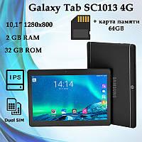 "Игровой 4G Планшет-Телефон Samsung Galaxy Tab SC1013 4G 10.1"" IPS 2 GB RAM 32 GB ROM + 64GB"