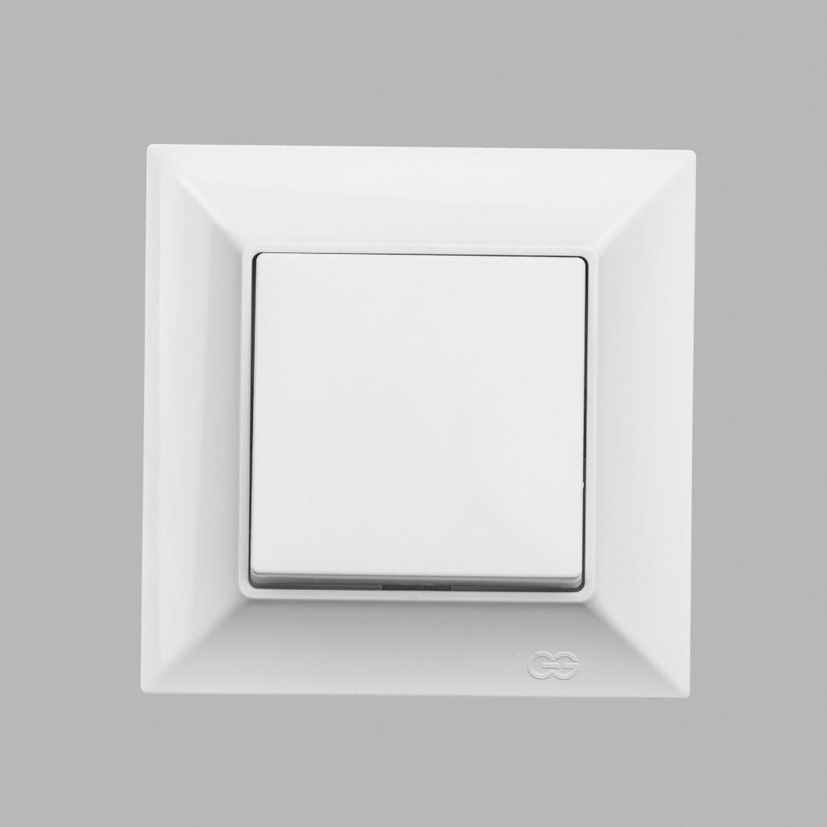 Neoline выключатель 1-ый белый