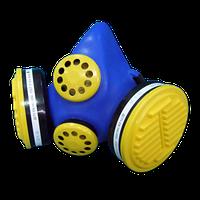 Пульс—К 2 картриджа (респиратор шахтный пылевой) фильтр ПФ1А ткань НФП