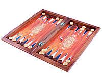 Доска для игры в нарды (46х42 см, дерево) №740-XLY