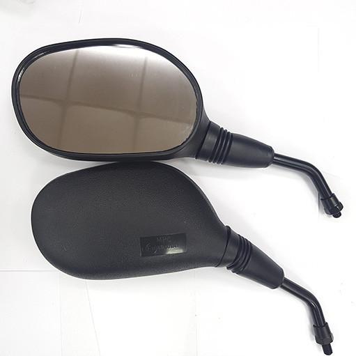 Дзеркала Дзеркала чорні 038 10мм