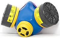 РУ—60М марка А1В1Е1Р2ФП (КОМПЛЕКТ с фильтрами) пласт. носик размер 3