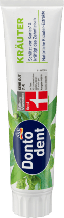 Зубная паста Dontodent Krauter 125 мл Германия