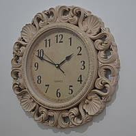 """Настенные часы """"Old classic"""" cream (50 см.), фото 1"""