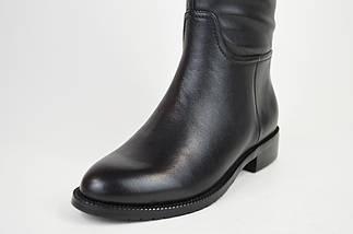 Сапоги демисезонные кожаные 680400, фото 3