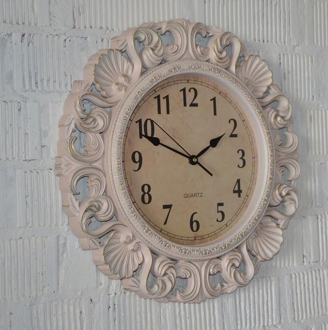 Настенные часы бронза