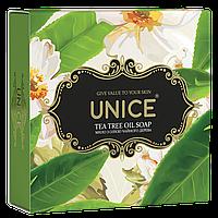 Натуральне мило Akten cosmetics Unice із олією чайного дерева 100 г (3605033)