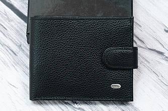 Мужской кошелек из натуральной кожи Dr.Bond MS-12.