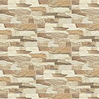 Клинкерная фасадная плитка Aragon Beige 450x150x9