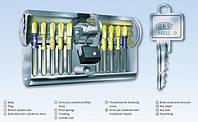 Цилиндры ключ-ключ (большие размеры)