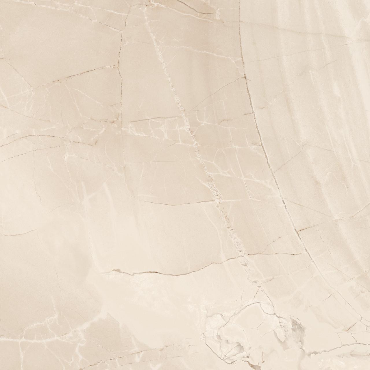 Плитка для пола Crystal бежевый 607x607x10 мм