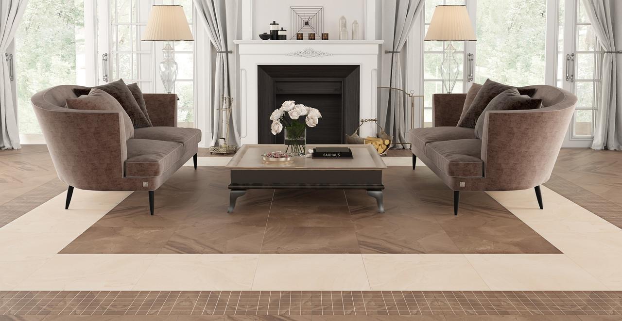 Плитка для підлоги і стін  Crystal бежевий 300x600x8,5 мм