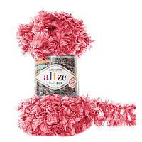 Alize Puffy Fur № 6115 коралловый