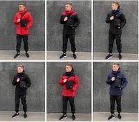 Зимняя Мужская Куртка Nike (в стиле Найк) В Наличии 6 Расцветок!