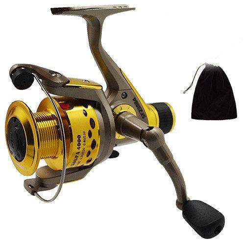 Катушка рыболовная STENSON King Cobra 4000 3ВВ