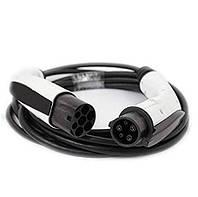 Зарядний кабель H07RNF Pro 32A (1 фаза) Type1 J1772 (розетка) to Type2 IEC62196-2 (авто)