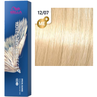 Краска для волос WELLA Koleston Perfect Me+ 12/07 крем-брюле