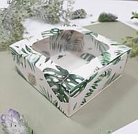 Коробка подарункова 90х90х35 мм., фото 1