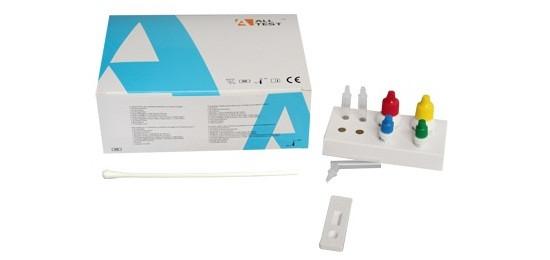 Швидкий тест на антиген стрептококу групи А