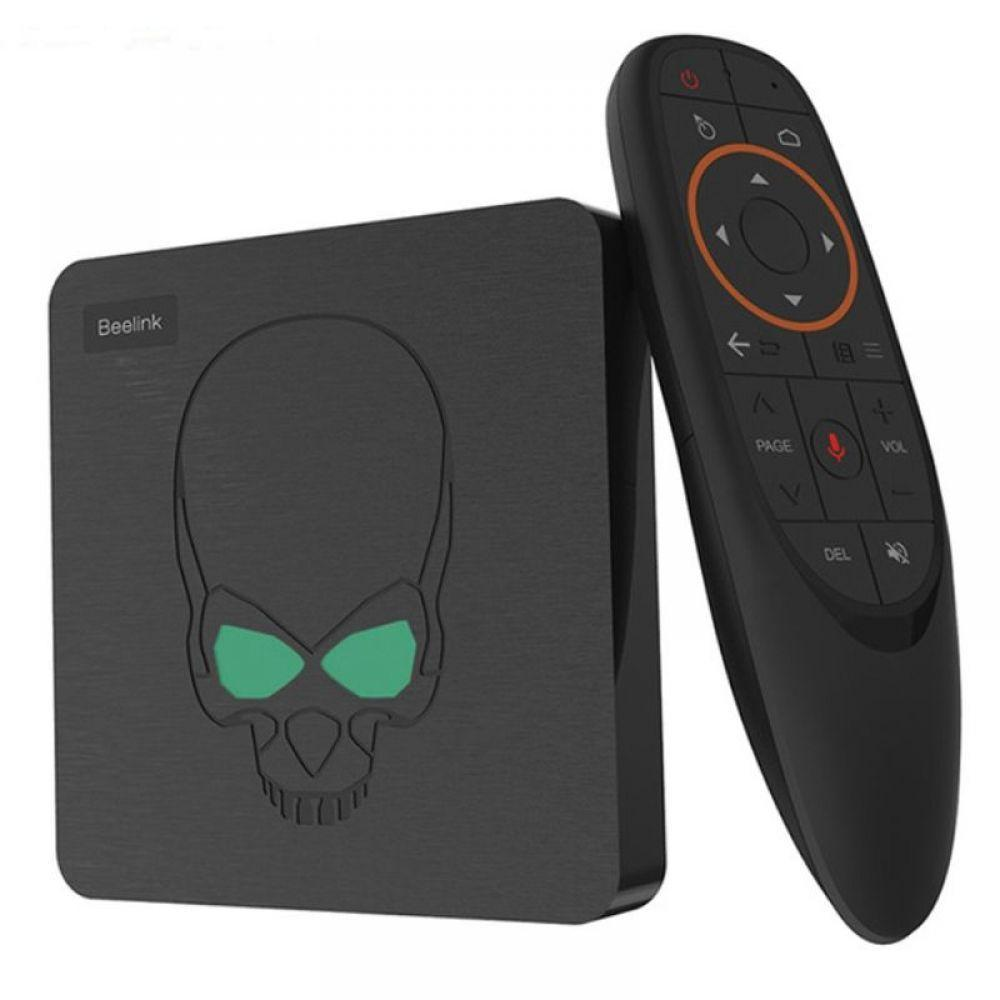 Beelink GT-King 4/64, Amlogic S922X, Android 9, Смарт ТВ Приставка, Smart TV Box