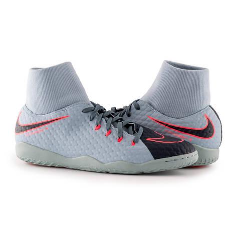 Футзалки Nike HypervenomX Phelon III DF IC 917768-400(00-02-03) 44, фото 2