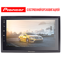☀2 Din Автомагнитола 7'' Pioneer 7003А память 1/16GB GPS Wi Fi Андроид 8.1 автомобильная фабричная сборка