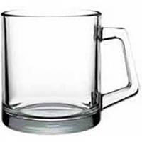 Стеклянная кружка Basic 380Гр Чай (55991), фото 1