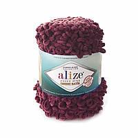 Alize Puffy Fine  Ombre Batik № 7276