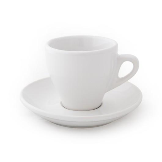 Чашка с блюдцем (кофейная пара) CAMPIO 150 мл