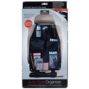 Автомобильный органайзер Auto Seat Organizer, фото 2