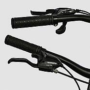 Велосипед Спортивный Corso Spirit 26 дюймов JYT 001 - 2261 Black-Yellow Собран на 75%, фото 4