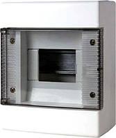 Корпус пластиковый 8-модульный e.plbox.stand.n.08, навесной
