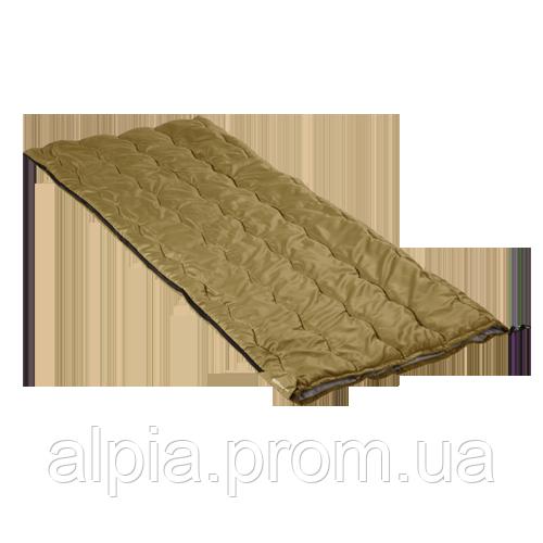 Спальный мешок Кемпинг Solo золотой